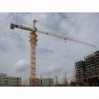 Wholesale Tower Crane with Maximum Lifting Capacity of 10T and Maximum Working Range of 60m from china suppliers