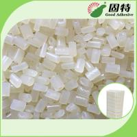 Buy cheap EVA Resin Hot Melt Adhesive With White Granule Solid for Forming and Bonding of Filter Elements from wholesalers