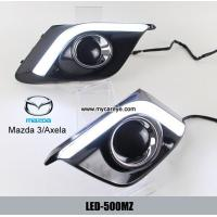 Wholesale Mazda 3 Axela DRL LED Daytime driving Lights Car daylight aftermarket from china suppliers