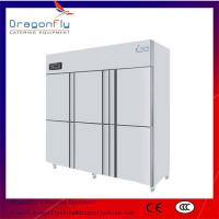 China Upright Commercial Outdoor Stainless Steel Refrigerator for Sale on sale