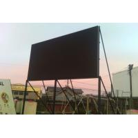 Wholesale SMD 10mm Outdoor Advertising LED Display , Commercial led wall panel Board from china suppliers