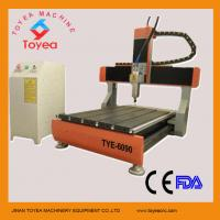 Wholesale 3D desktop cnc engraving machine with fast speed TYE-6090 from china suppliers