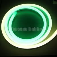 Buy cheap christmas dynamic flexible neon rope tube dome surface led pixel flex 24V from wholesalers