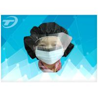 Wholesale Disposable  face mask 3 ply earloop with protective eye cover from china suppliers