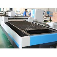 Quality IPG 500W or Raycus 500W LXF1530 Laser Metal Cutting Machine for Stainless Steel , Iron for sale