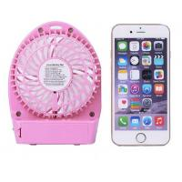 Wholesale Portable Plastic Usb Mini Fan ,18650 battery rechargeable Cooling Fan from china suppliers