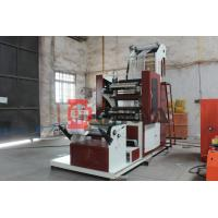 Wholesale Stretch Film Extruder Machine With Two Colors Printing 250 - 1000mm Length from china suppliers