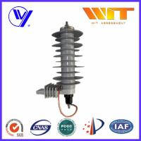 Wholesale 24KV New Tech Low Voltage Composite Housing Surge Arresters for Protection Over Voltage from china suppliers