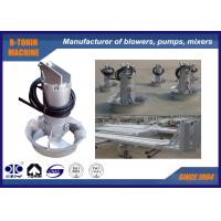 Wholesale Stainless Steel Submersible Mixer QJB4.0/6-400/3-980S , 4KW for aeration tank from china suppliers