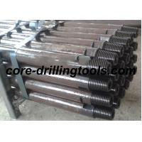 Wholesale Hydrological Threaded Drill Rod Steel , BWJ BWY Wireline Drill Rod from china suppliers