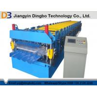 Buy cheap 380V Double Layer Roll Forming Machine with Alternating Current Frequency Conversion from wholesalers