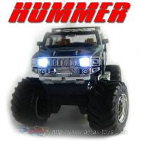Wholesale MC-2008E8 1: 43 Scale R/C Hummer H2 from china suppliers