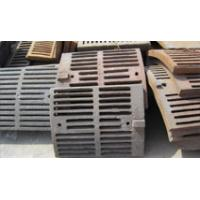 China Grate plate is mainly used in all kinds of crusher machines on sale