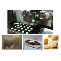 Automatic Encrusting and Forming Machines for Cookies Filled
