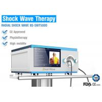Wholesale 2-5Bar High Energy Shockwave Therapy Machine For Clinic / Plantar Fasciitis from china suppliers