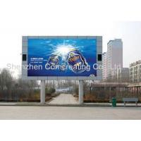 Quality P10 SMD LED display board Outdoor Full Color Comercial LED Billboard for sale