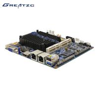 Wholesale Industry Fanless N2807 intel bay trail motherboard With 6 COM , LVDS  HDMI Display from china suppliers