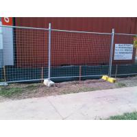 Wholesale Temporary Fencing TAS area for sale hot dipped galvanized temporary fenicng site fencing 2100mm*3300mm MAX temp fence from china suppliers