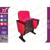 Wholesale Short Back Auditorium Theater Seating With Tablet Hidden In Armrest from china suppliers