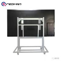 Buy cheap Nano Touch Screen Whiteboard , 98 Inch Lcd Interactive Whiteboard For School from wholesalers