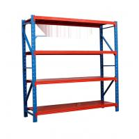 Wholesale Metal / Stainless Steel Light Duty Racking 2000mm Height ISO9001 Approval from china suppliers