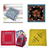 Wholesale Cotton Bandanna from china suppliers