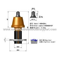 Wholesale Recycled 26g Wirtgen W5 Road Milling Bits Install On Toolholder from china suppliers