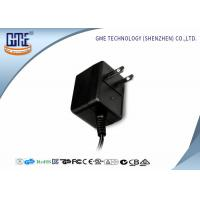 Wholesale Universal 12v Wall Mount Power Adapter Ac 100-240v To 50-60hz Dc 0.2a 0.8a 2 Pin Plug from china suppliers