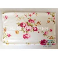 Wholesale 30 x 30cm Printed Microfiber Cleaning Cloth With Flower , 20% Polyamide from china suppliers