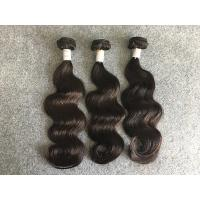 Wholesale Real Peruvian Human Hair Extensions Full And Thick Hair Bundles None Chemical Processing from china suppliers