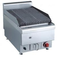 Wholesale 7.2KW Commercial Gas Lava Rock Grill Counter Top Natural Gas Or LPG from china suppliers