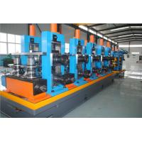Wholesale Galvanized Steel Tube Mill Machine 5mm Thickness Pipe With Innovative Design from china suppliers