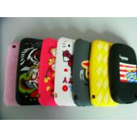 Wholesale Slip Resistant  Colorful Cell Phone Silicone Cases With Personalized Logo from china suppliers