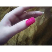 Wholesale Custom Plastic Peach 3D Artificial Nail Art Ladies Beautiful Fake Nails from china suppliers