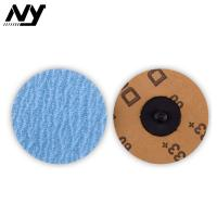 Wholesale Quick Change Roloc Grinding Disc  Zirconia Oxide Cast Iron Titanium Polished from china suppliers
