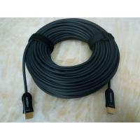 Wholesale 5Ft - 100Ft HDMI 2.0 Cable 18GB HDMI Fiber Optic / Hybrid Active Cable HDMI 2.0 AOC from china suppliers