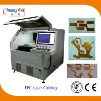 Wholesale Industrial PCB UV / CO2 Laser Depaneling Machine 10/12/15/18W from china suppliers