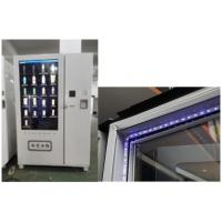 "Wholesale High Definition 23.6 "" Touch Screen Vending Machine By Coin / Credit Card Pay from china suppliers"