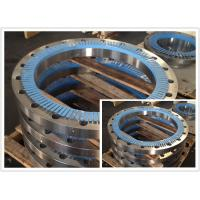 Material 42CrMo4 Forged Flange Ring Alloy Steel Forgings  Wind Power Flange