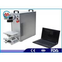 Wholesale Light Weight Metal Laser Marking Machine For Led Bulb Light Lamp Energy Saving from china suppliers