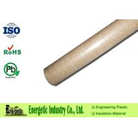Wholesale Custom Glass Fiber Filled PPS Rod , 6 mm to 150mm Rods Diameter from china suppliers