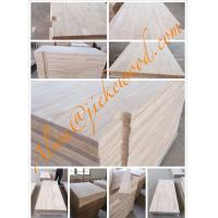 Wholesale sell solid wood  finger-jointed panels from china suppliers
