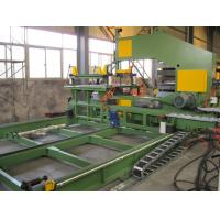 Wholesale CE Sandwich Panel Roll Forming Machine Polyurethane Sandwich Panel Making Line from china suppliers