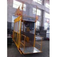 Wholesale Operator Cab Construction Material Man And Material Hoist Dual Cage ISO from china suppliers