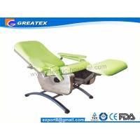 Wholesale CE & ISO Approved Manual Stretchable Dialysis Chair , Blood Drawing Chair from china suppliers