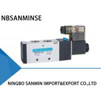 Wholesale High Pressure Pneumatic Solenoid Valve , Air Directional Control Valve 4V 300 Series from china suppliers
