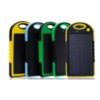 Wholesale 5000mah solar mobile charger cover for smartphone,ipod,mp3 from china suppliers