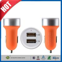 Wholesale Two USB Ports 3.1A Portable USB Car Charger for iPhone 6 6 plus / iPad air from china suppliers