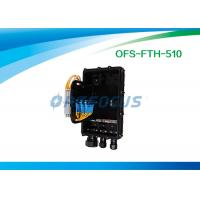 Wholesale 1×64 2×64 Mini Fiber Optic Enclosures Wall Mount 192 Cores Ø42 from china suppliers