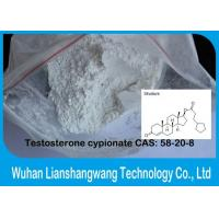 Wholesale CAS 58-20-8 Trenbolone Testosterone Cypionate , Injectable Tren Steroid Male Enhancement Drugs from china suppliers